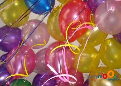 Balloon Decoration Service Birthdays| Partymoods Events1