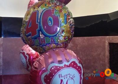 Balloon Decoration Service Birthdays| Partymoods Events12