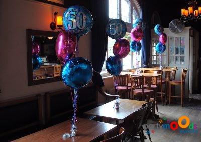 Balloon Decoration Service Birthdays| Partymoods Events13