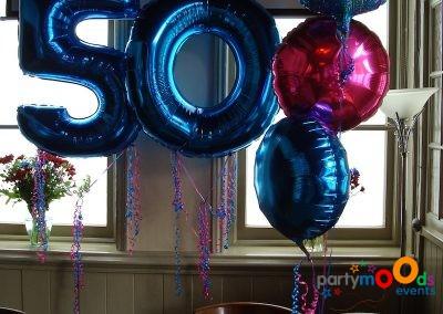 Balloon Decoration Service Birthdays| Partymoods Events16