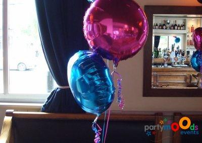 Balloon Decoration Service Birthdays| Partymoods Events17