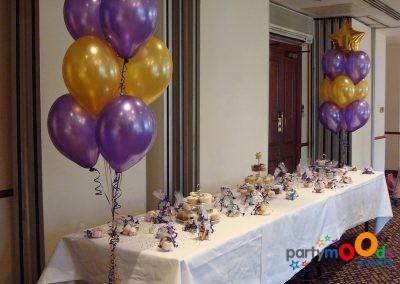 Balloon Decoration Service Birthdays| Partymoods Events25