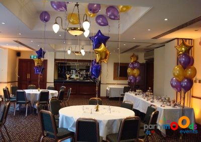 Balloon Decoration Service Birthdays| Partymoods Events26