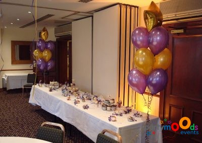 Balloon Decoration Service Birthdays| Partymoods Events28