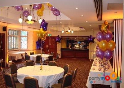 Balloon Decoration Service Birthdays| Partymoods Events30