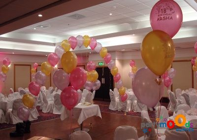 Balloon Decoration Service Birthdays| Partymoods Events31
