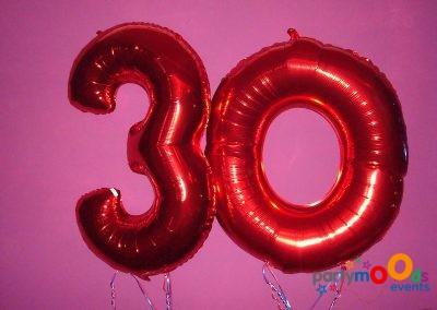 Balloon Decoration Service Birthdays| Partymoods Events4