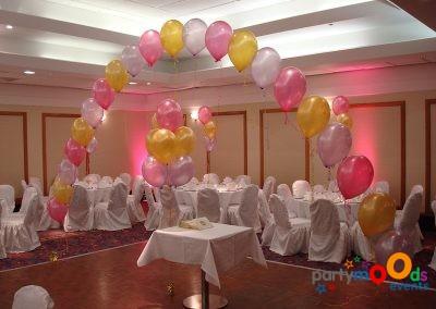 Balloon Decoration Service Birthdays| Partymoods Events43