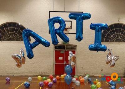 Balloon Decoration Service Birthdays| Partymoods Events6