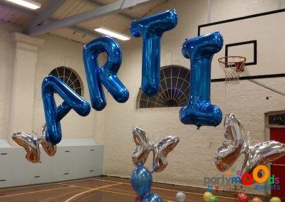 Balloon Decoration Service Birthdays| Partymoods Events7