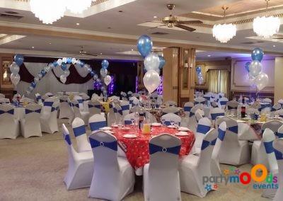 Balloon Decoration Service Birthdays| Partymoods Events8