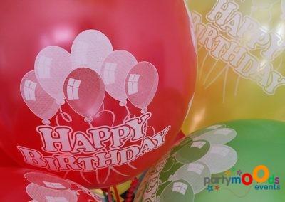 Balloon Decoration Service Birthdays| Partymoods Events9