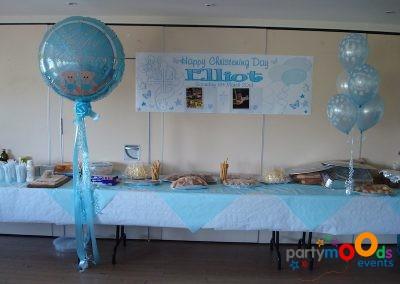 Balloon Decoration Service Christening Communion| Partymoods Events3