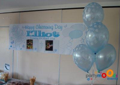 Balloon Decoration Service Christening Communion| Partymoods Events4