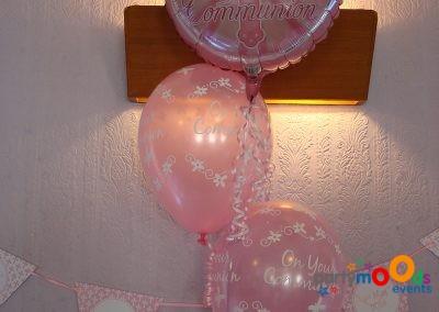 Balloon Decoration Service Christening Communion| Partymoods Events6