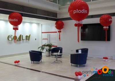 Balloon Decoration Service Corporate Events | Partymoods Events17