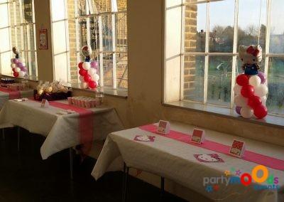 Balloon Decoration Service Hello Kitty | Partymoods Events13