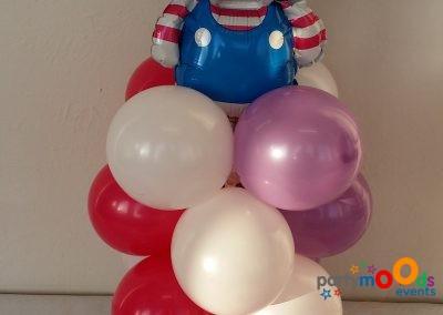 Balloon Decoration Service Hello Kitty | Partymoods Events5