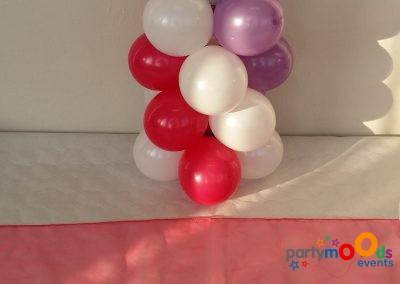 Balloon Decoration Service Hello Kitty | Partymoods Events6