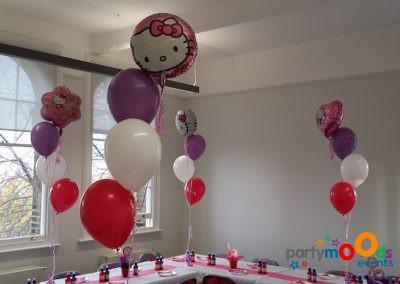 Balloon Decoration Service Hello Kitty | Partymoods Events7