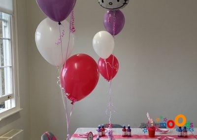 Balloon Decoration Service Hello Kitty | Partymoods Events9