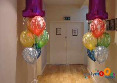 Balloon Decoration Service Kids Parties | Partymoods Events1