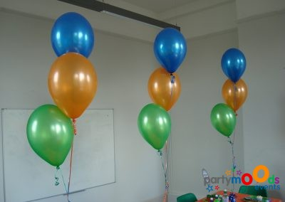 Balloon Decoration Service Kids Parties | Partymoods Events24
