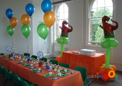 Balloon Decoration Service Kids Parties | Partymoods Events25