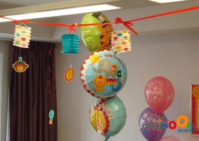 Balloon Decoration Service Kids Parties | Partymoods Events29