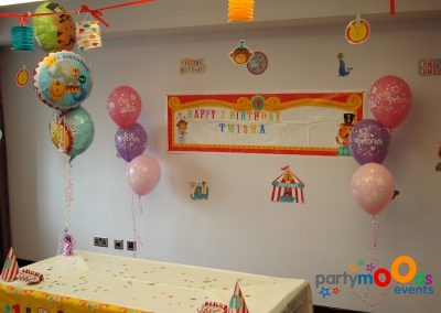 Balloon Decoration Service Kids Parties | Partymoods Events30