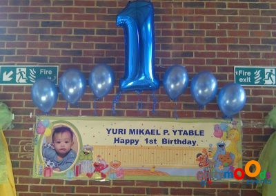 Balloon Decoration Service Kids Parties | Partymoods Events32