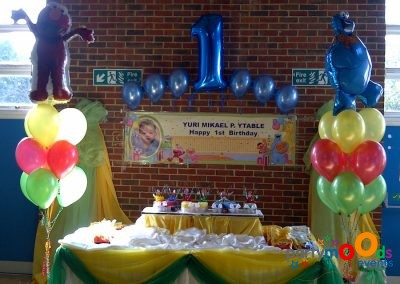 Balloon Decoration Service Kids Parties | Partymoods Events33