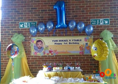 Balloon Decoration Service Kids Parties | Partymoods Events36