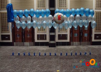 Balloon Decoration Service Kids Parties | Partymoods Events9