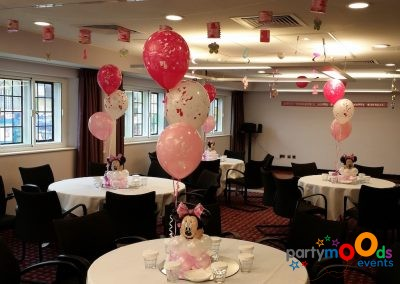 Balloon Decoration Service Mickey Mouse Party | Partymoods Events1