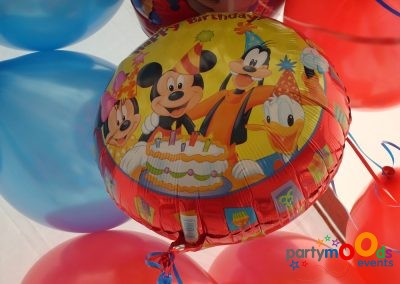 Balloon Decoration Service Mickey Mouse Party | Partymoods Events12