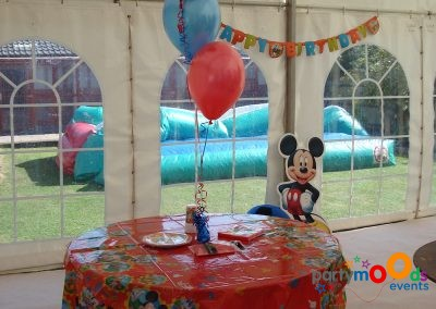 Balloon Decoration Service Mickey Mouse Party | Partymoods Events13