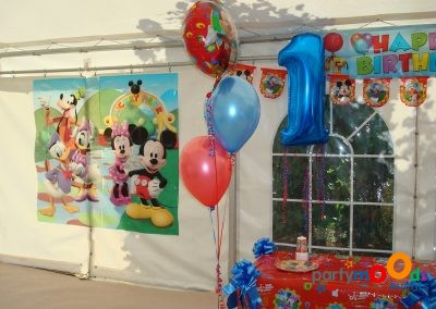 Balloon Decoration Service Mickey Mouse Party | Partymoods Events16