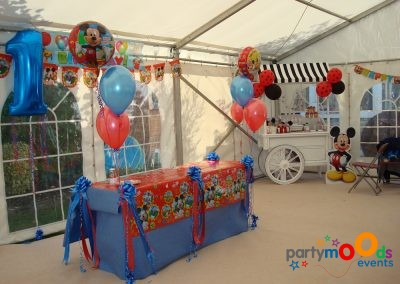 Balloon Decoration Service Mickey Mouse Party | Partymoods Events18