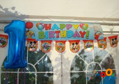 Balloon Decoration Service Mickey Mouse Party | Partymoods Events19
