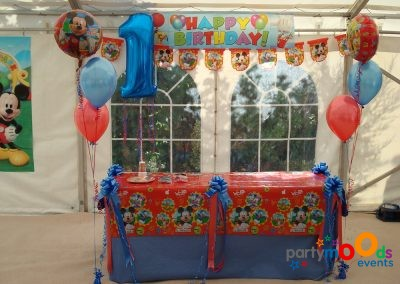 Balloon Decoration Service Mickey Mouse Party | Partymoods Events20