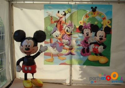 Balloon Decoration Service Mickey Mouse Party | Partymoods Events21