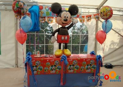 Balloon Decoration Service Mickey Mouse Party | Partymoods Events25