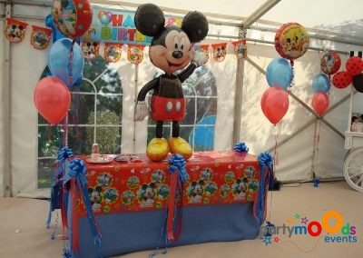 Balloon Decoration Service Mickey Mouse Party | Partymoods Events26