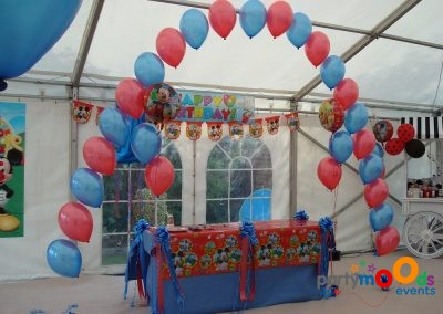 Balloon Decoration Service Mickey Mouse Party | Partymoods Events28