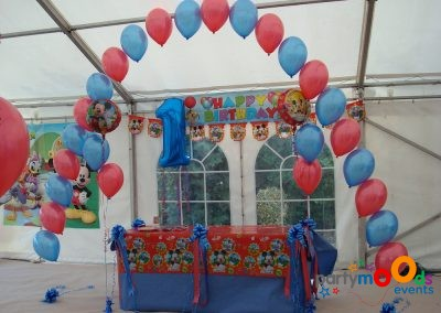 Balloon Decoration Service Mickey Mouse Party | Partymoods Events29