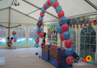 Balloon Decoration Service Mickey Mouse Party | Partymoods Events30