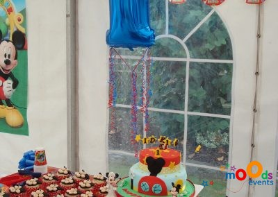 Balloon Decoration Service Mickey Mouse Party | Partymoods Events32