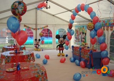 Balloon Decoration Service Mickey Mouse Party | Partymoods Events34