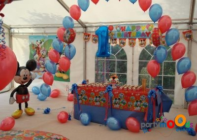 Balloon Decoration Service Mickey Mouse Party | Partymoods Events35